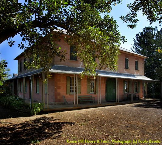 Rouse Hill House & Farm. Photograph (c) Paolo Busato