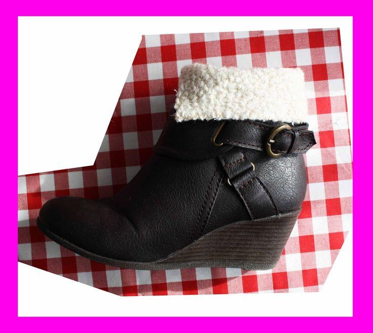 DIY: Ankle Boots mit Fell   Pejd - Fashion & DIY