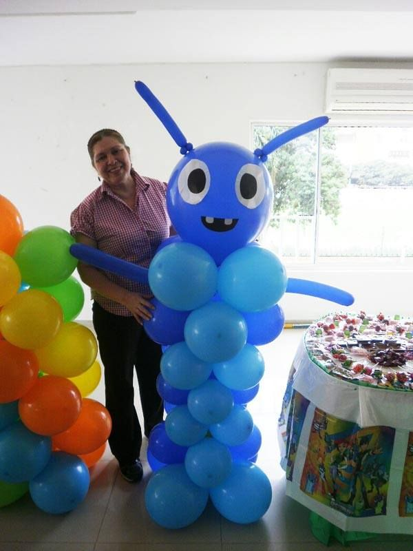 Decoración de eventos empresariales, fiestas infantiles, temáticas, alquileres en foami y celebraciones para toda ocasión con diseños originales en globos.