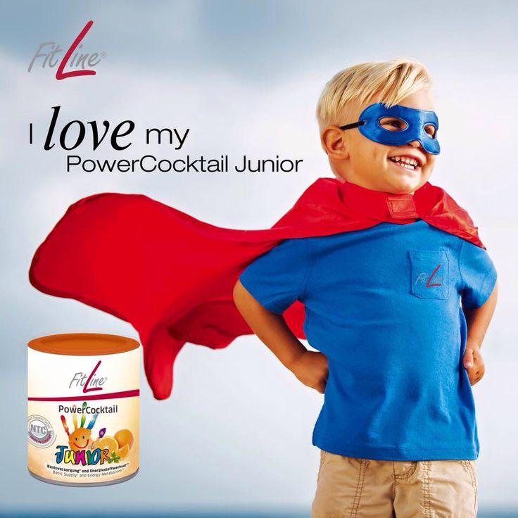 Pirteyttä ja poweria, myös lapsille. Tutkittu, patentoitu ja niin hyvänmakuinen.