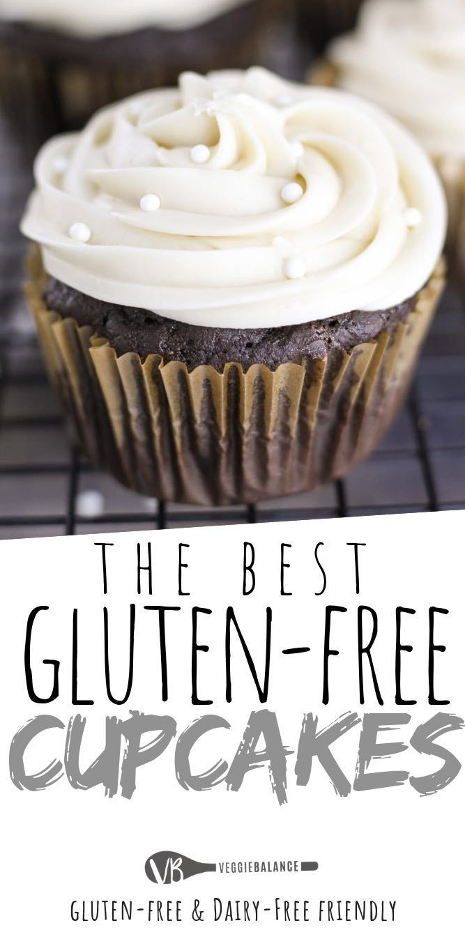 Gluten Free Chocolate Cupcakes Recipe Is A Decadent Cake You