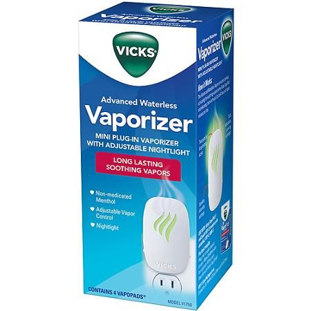 Vicks Plug-In Waterless Vaporizer