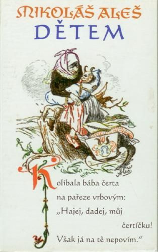 Czech illustration – Mikoláš Aleš