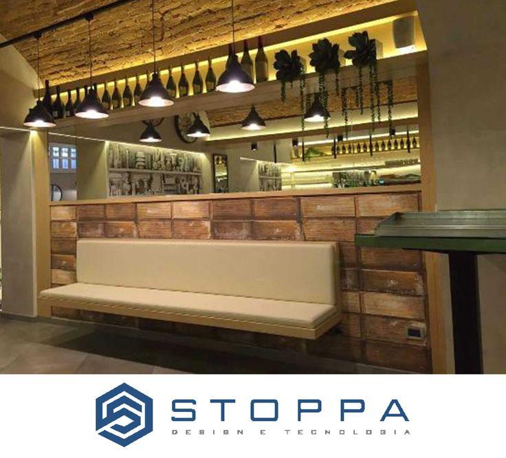 Caffè della Torre in Savigliano by Stoppa Design e Tecnologia