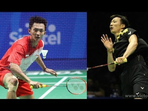 [Full] Final - 2015 Thailand Open -  Lee Hyun Il vs Ihsan Maulana Mustofa