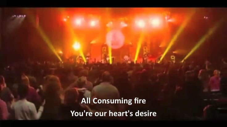 You Won't Relent, All Consuming Fire - Misty Edwards (Onething 2010)