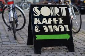 Saturday afternoon at Vesterbro Copenhagen. Black coffee and Vinyl - listening to the Doors with friends - still a favorite