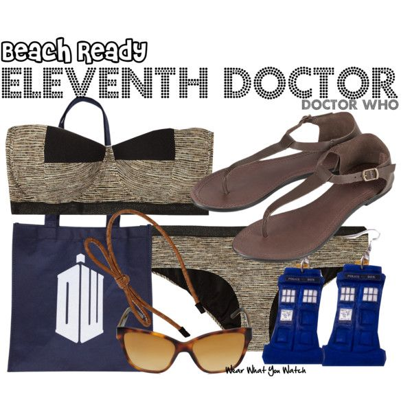 """""""Doctor Who"""" by kerogenki on Polyvore"""