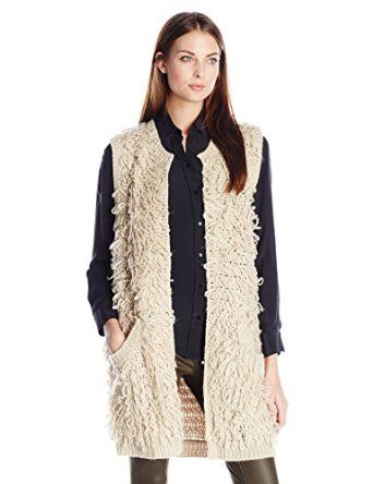 Sanctuary Clothing Women's Loopy Vest from $24.99 by Amazon BESTSELLERS