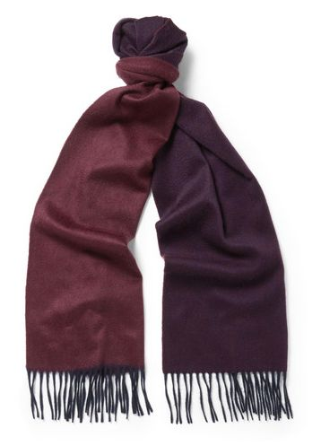 Begg and Company, Cashmere Scarf, Mr. Porter http://www.tpgstyle.com/2015/01/the-edit-picks-of-month-january.html