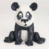 Arora Design - Little Paws - Chesney The Panda Figurine