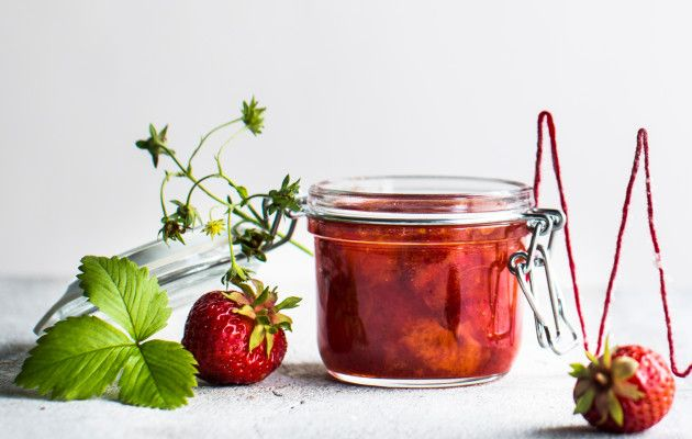 Aromikas mansikkahillo / Strawberry jam / Kotiliesi.fi / Kuva/Photo: Riikka Hurri/Otavamedia