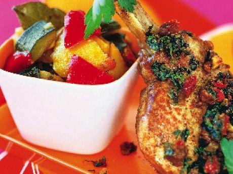 Ratatouille – originalreceptet på den franska grönsaksröran