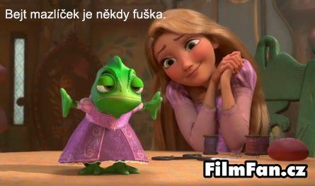 Na vlásku (Tangled)   FilmFan.cz