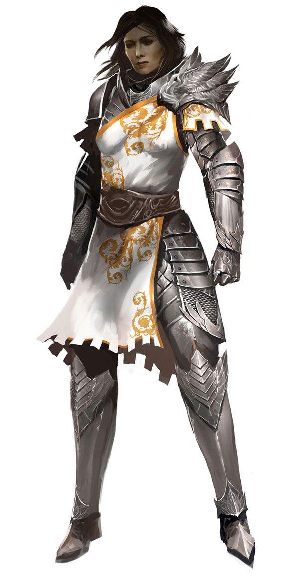 Seraph Guard Female