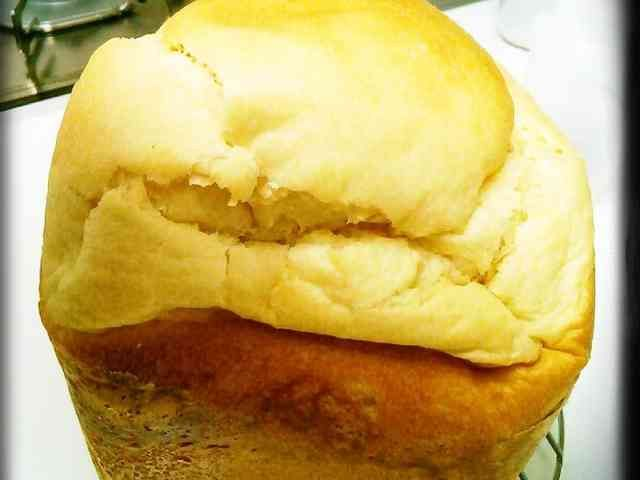 HB♪早焼き♪簡単デニッシュ風食パンの画像
