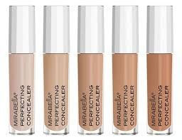 Mirabella makeup products. Perfecting Concealer