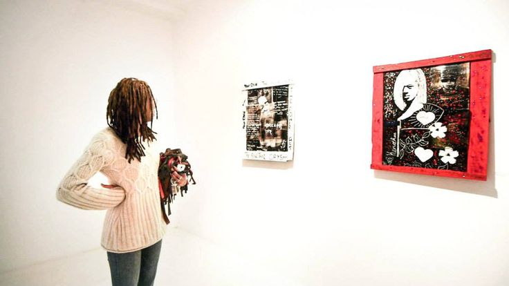 Art of the students in the gallery! — by Ubuntu Academy Cape Town.