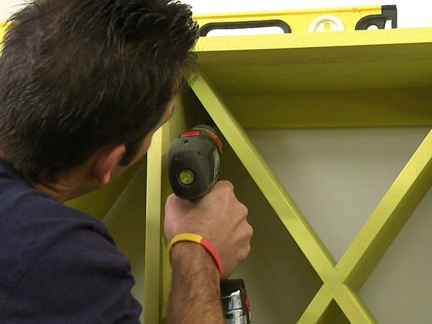 diy building a wine rack | How to Build a Wall-Mounted Wine Rack : How-To : DIY Network
