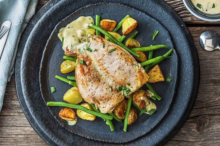 Pan-Fried Chicken Recipe   HelloFresh