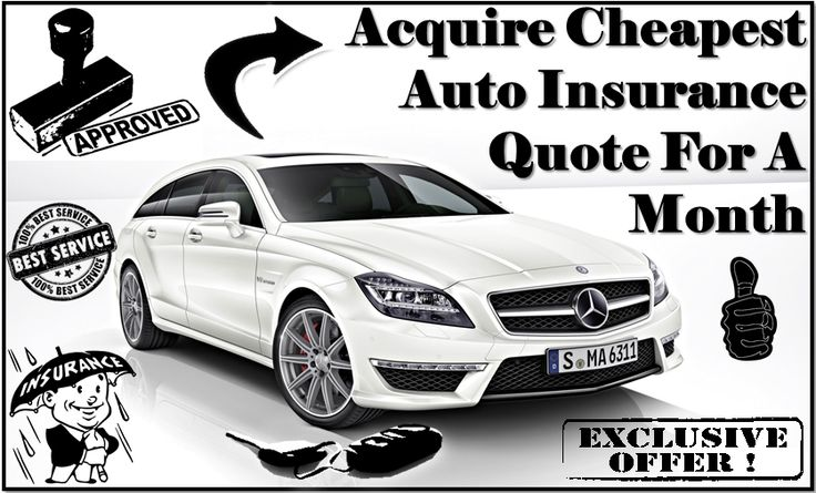 How To Get Monthly No Deposit Car Insurance With No Deposit Online