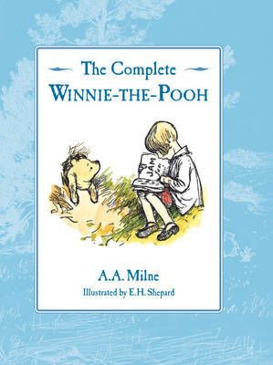 The Complete Winnie-the-Pooh! Enjoy reading this classic!