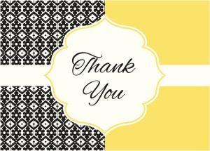 Best 25 Thank you letter ideas on Pinterest