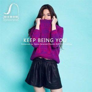 Chord Gitar Dan lirik Lagu Isyana Sarasvati - Keep Being You