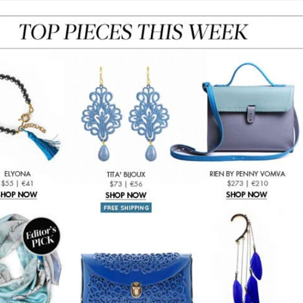 we made it to boticca top pieces! #newsletter #boticca #rienbypennyvomva #bags #leather
