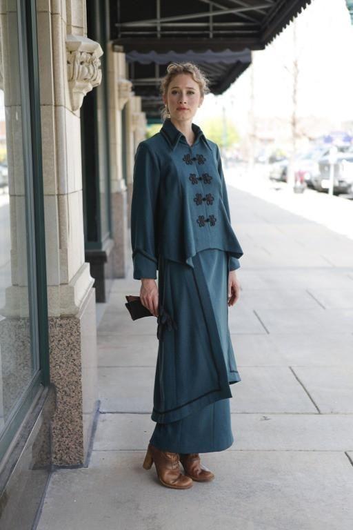268 Metropolitan Suit – Folkwear