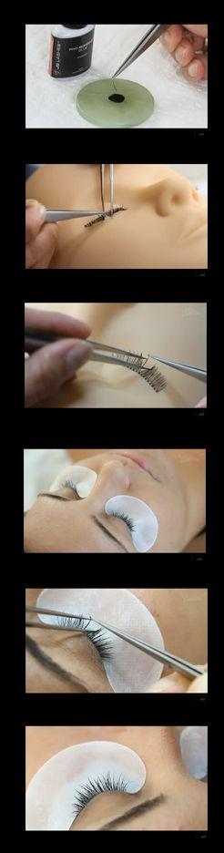 Eyelash Extension Training                                                                                                                                                                                 More