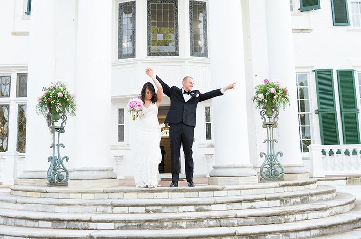 how to build a wedding day timeline