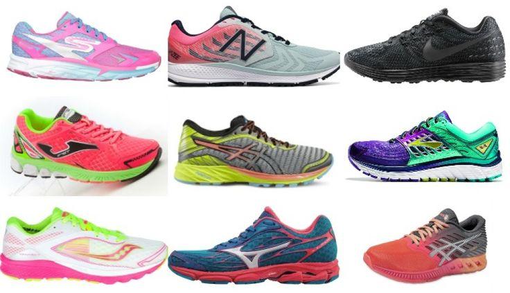 Mejores zapatillas de running mujer 2016