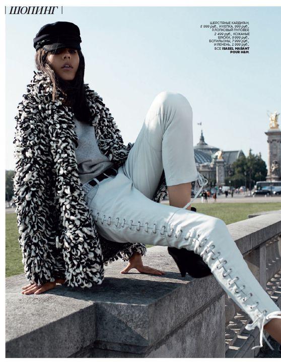 La colección de Isabel Marant para H&M en las revistas de moda