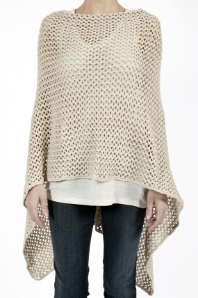 #knitted poncho  Poncho for women  #2dayslook #new style fashion #Ponchostyle  www.2dayslook.com