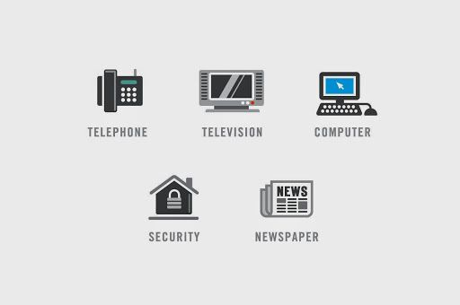 Custom Icon Designs - Security/Technology/Communication Icons #graphicdesign #TactixCreative
