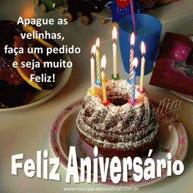 Que Deus te abençoe no seu aniversário e inunde a sua casa com felicidade e alegria. Parabéns!