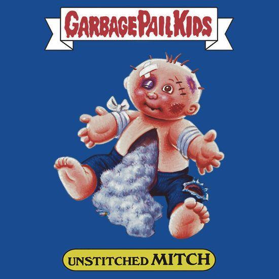 Unstitched Mitch
