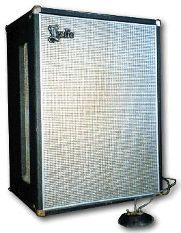1970 Leslie Model 16 Rotating speaker Cabinet