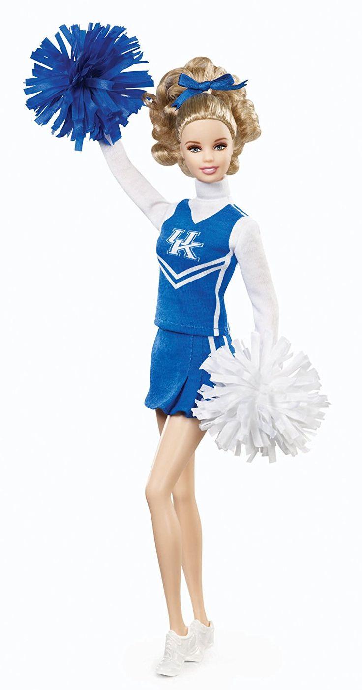 Barbie Coleção Bonecas do Mundo - Coleção Homenagens - Universidade do Kentucky  Barbie para Colecionadores!