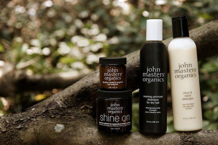 John Masters Organics: Die Naturkosmetik des New Yorker Starfriseur John Masters