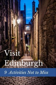 Visit Edinburgh: 9 budget friendly activities for your family to enjoy. Visit Edinburgh for a day or a week and keep it affordable. My guide will show you how! via @https://www.pinterest.com/Captiv8Compass/