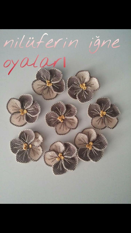 ༺✿ ❤ ✿༻ Do irlandês Crochê Motivo -  /  ༺✿ ❤ ✿༻Floração -  /  Irish Crochet Motif – Flowering -