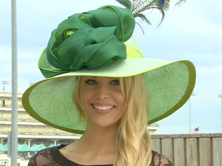 Kentucky Derby means hats as well as horses