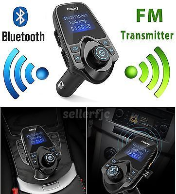 US-Deals Cars Bluetooth Wireless Car AUX Stereo Audio Receiver FM Radio Adapter USB Charger SD: $19.90 End Date: Saturday…%#USDeals%
