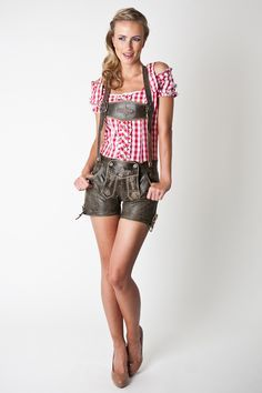 traditional lederhosen women - Google Search