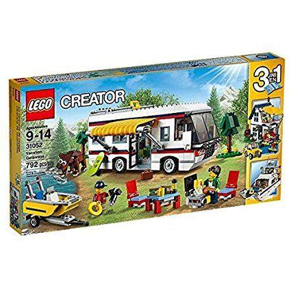 LEGO Creator - 31052 - Le Camping-car