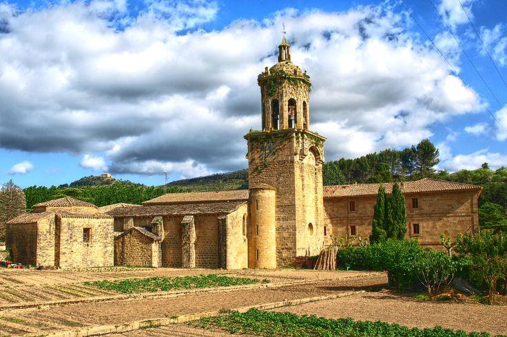 Iglesia del Cristo, Puente la Reina, Navarra, Camino de Santiago