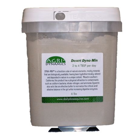 Edible Clay for Horses, Digestive Clay