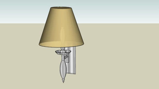 J1 Wall Lamp 3d Warehouse Lamp Wall Lamp Wall